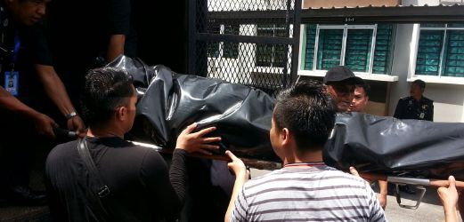 CONTRACTOR SHOT DEAD IN GEORGE TOWN