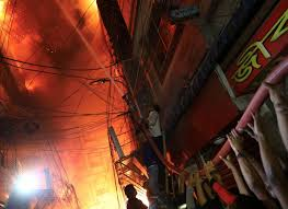 DEATH TOLL FROM BANGLADESH CAPITAL FIRE RISES TO 69