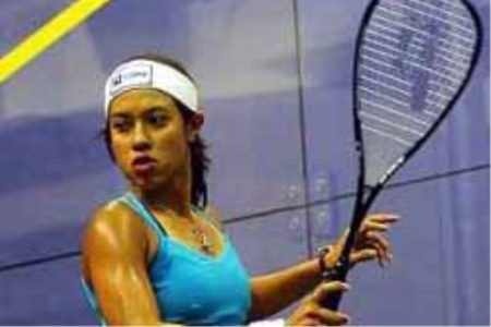 SERME HALTS NICOL'S FINE RUN IN WORLD CHAMPIONSHIP