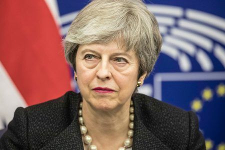 BRITISH PM'S BREXIT DEAL REJECTED BY PARLIAMENT AGAIN