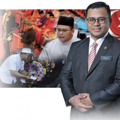 Amirudin –  Leading with passion and compassion