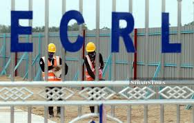 ECRL Project Draws Huge Interest From Local Construction Firms