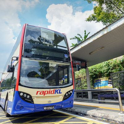Mobile application created for KL Rapid Bus commuters
